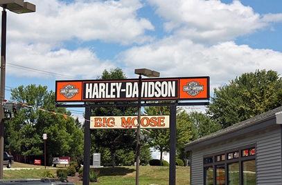 Big Moose Harley-Davidson